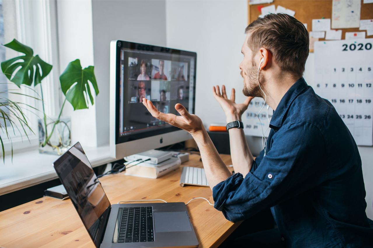 Le ministre du Travail n'a pas donné de suite favorable à la demande de Serge  Remy pour un droit au télétravail. (Photo: Shutterstock)