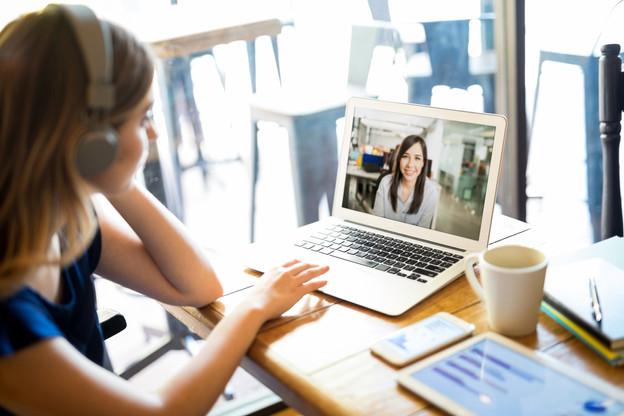 Le travail à distance reste fortement recommandé. «C'est une question de bon sens», font valoir les autorités. (Photo: Shutterstock)