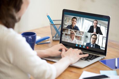 56% des entreprises font davantage confiance à leurs équipes qui travaillent à distance. (Photo: Shutterstock)