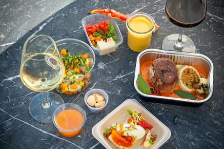 Le restaurant Tempo propose à nouveau un menu 3 services à emporter ces vendredi 12 et samedi 13 mars. (Photo: HERAUDLatug)