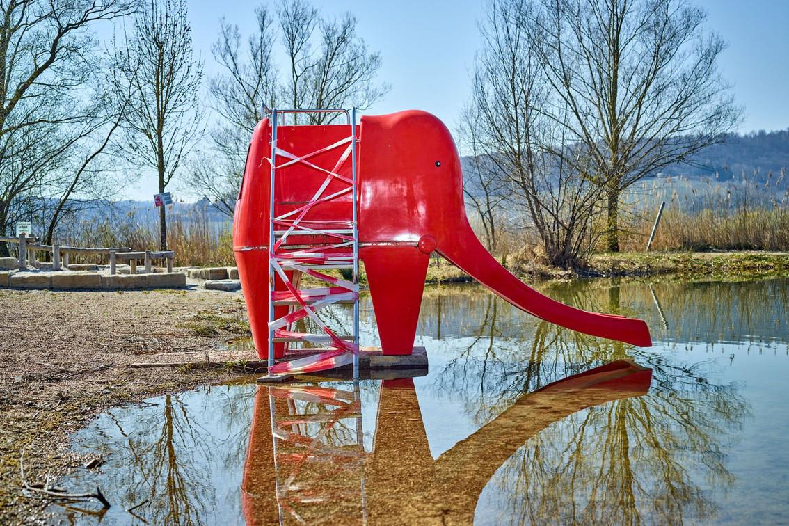 Andrés Lejona a répondu à la commande du CNA en proposant une série de photographies prises à la Moselle. (Photo: Andrés Lejona)