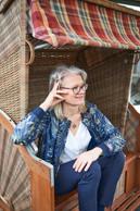 Marianne Reimann a dû se résoudre à écouter les signaux que lui envoyait son corps. ((Photo: Andrés Lejona / Maison Moderne))