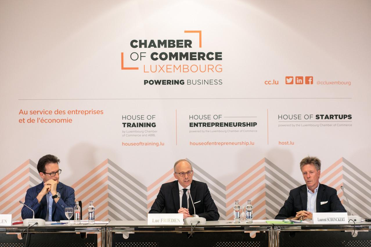 La Chambre de commerce plaide pour un plan ambitieux, avec des objectifs clairs. Et un début des travaux à la rentrée. (Photo: Matic Zorman/Maison Moderne)