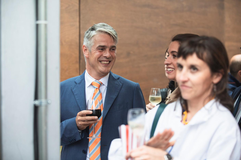 Johan De Breucker   with  ING , seen during Delano 10th Anniversary Party - 13.07.2021 Simon Verjus/Maison Moderne