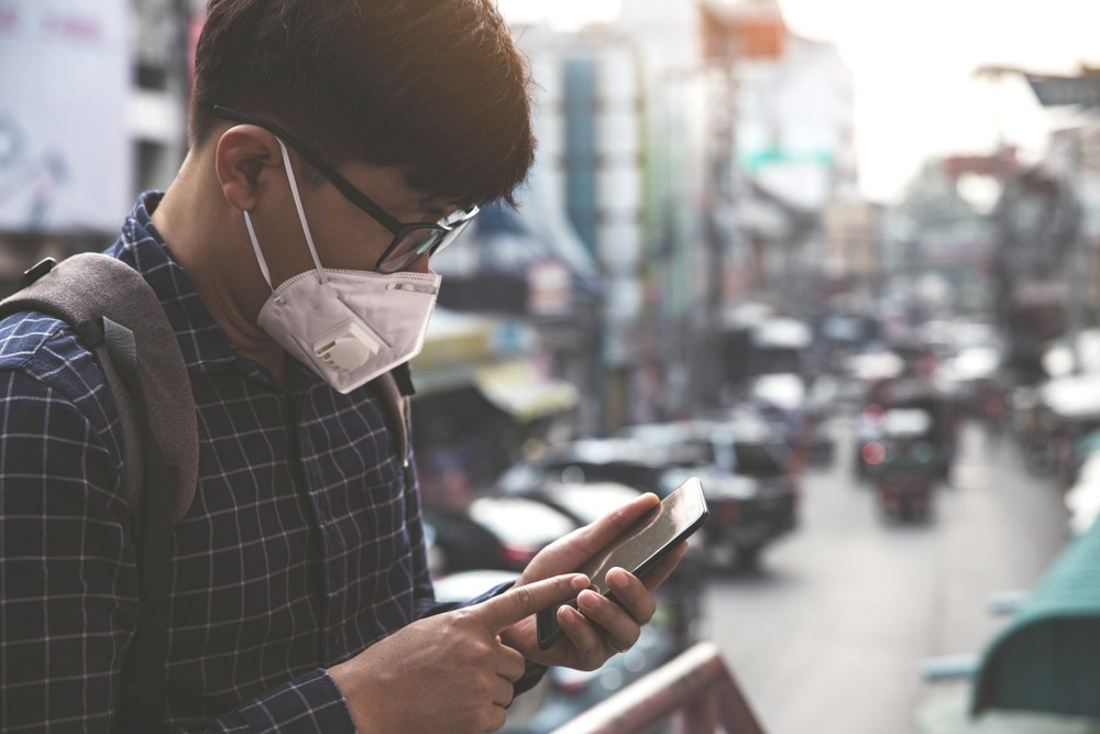 Depuis sept jours, le thème de la santé publique est le plus en vogue au niveau global. (Photo: Shutterstock)