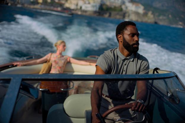 John David Washington tient dans «Tenet», de ChristopherNolan, un premier rôle époustouflant. (Photo: Warner Bros)
