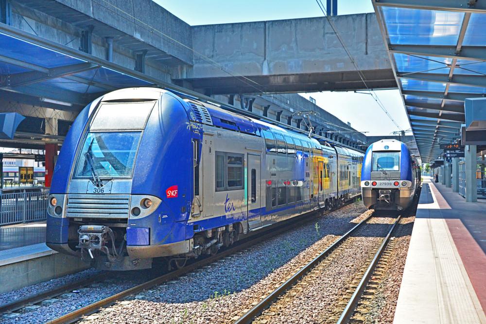 Les rames qui ne seront pas équipées du système ERTMS au 1 er  janvier prochain ne pourront plus traverser la frontière luxembourgeoise. (Photo: Shutterstock)