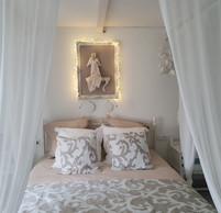 La chambre la «Lórien, royaume des Elfes», la plus romantique. ((Photo: La Terre du Milieu))