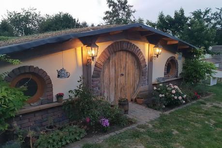 La fameuse chambre, «Comté, le trou du hobbit». (Photo: La Terre du Milieu)