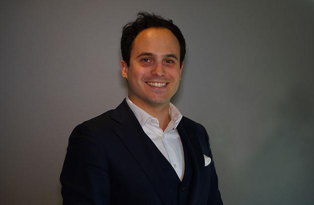 Valérian Branco: «Nous voulons faire découvrir aux membres qu'il y a un nouveau fournisseur de données financières au Luxembourg.» (Photo: Jesse James )