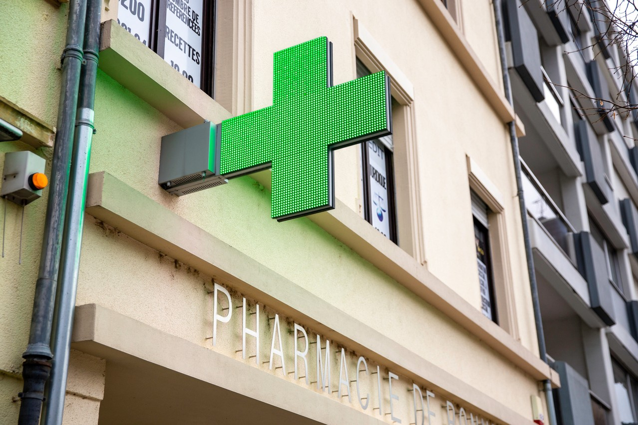 Le Luxembourg compte 98officines membres du Syndicat des pharmaciens luxembourgeois (SPL). (Photo: archives Maison Moderne)