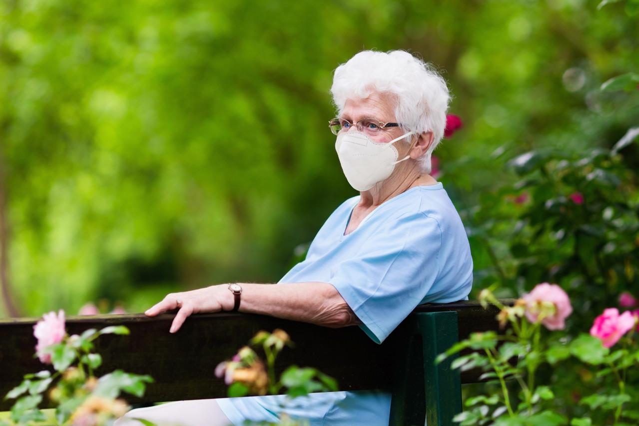 Durant les prochains jours, Le LNS testera 10.000personnes dans les maisons de retraite. (Photo: Shutterstock)