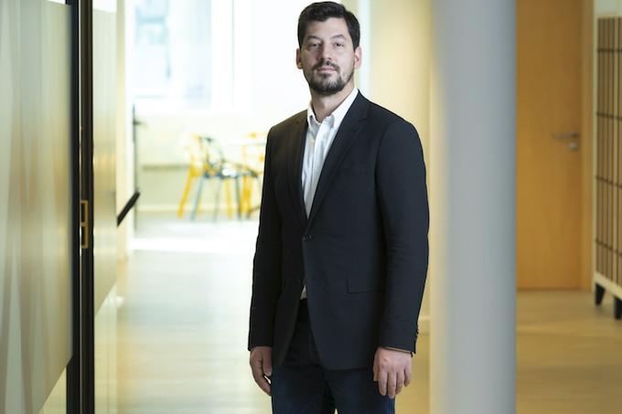 Christian Gillot: «Notre ambition est d'une simplicité extrême: grandir.» (Photo: Laurent Antonelli / Agence Blitz pour la Chambre de Commerce)