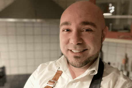 "Matteo Ressa: ""From the first conception of ChefPassport, I had a clear vision but felt that I needed more support on how to achieve it."" (Photo: DR)"