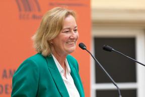 Paulette Lenert, consumer protection minister. (Photo: Romain Gamba/Maison Moderne)