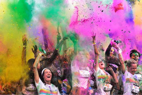 Color Run (Photo: Shutterstock)