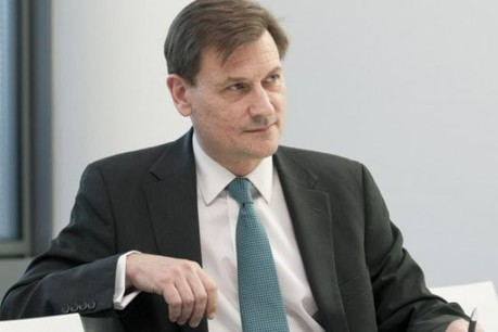 Mark Gem is the chairperson of the risk committee at Clearstream. (Photo: DR)