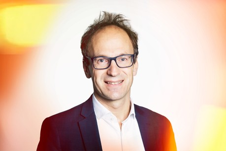 Thomas Musiolik,Managing Director & Chief Technology Officer,Accenture. (Photo: Maison Moderne)