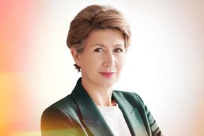 Rosa Sangiorgio, Head of ESG, Pictet. (Photo: Maison Moderne)