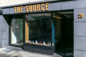 The Source is located at 28, rue Notre-Dame, in Luxembourg City. (Photo: Romain Gamba/Maison Moderne)
