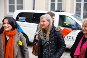 The deputy Nancy Arendt (CSV). (Photo: Romain Gamba/Maison Moderne)