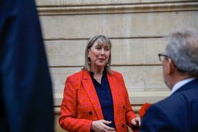 Lydie Polfer, deputy and mayor of Luxembourg City (DP). (Photo: Romain Gamba/Maison Moderne)