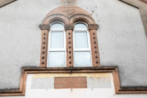 An exterior view of the Old Synagogue Matic Zorman / Maison Moderne