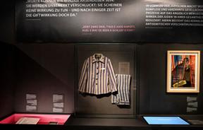 Au milieu du 20esiècle,des conspirations ont été élaborées autour des juifs. ((Photo: Les 2Musées de la Ville de Luxembourg, photo: C. Soubry))