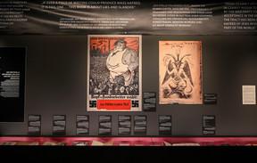 Les Protocoles des sages de Sion sont un élément-clé des théories du complot antisémites. ((Photo: Les 2 Musées de la Ville de Luxembourg, photo : C. Soubry))