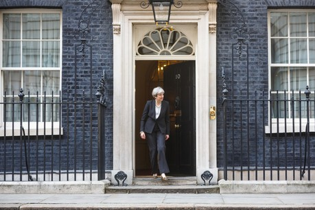 Theresa May, 62 ans, doit quitter le 10 Downing Street ce vendredi 7 juin. (Photo: Archives/Shutterstock)