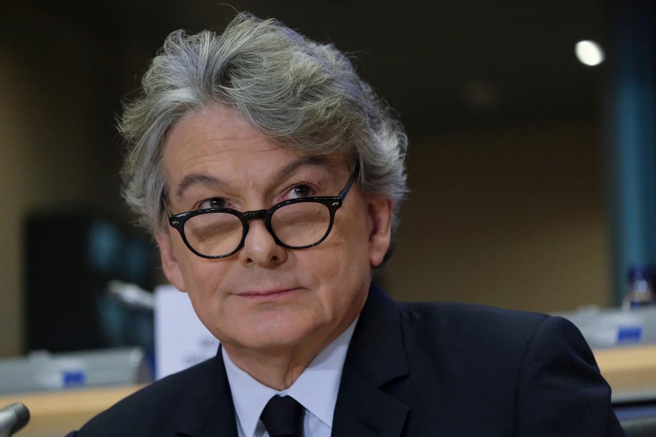 C'est un programme chargé qui attend le commissaire européen ThierryBreton dans le cadre de sa visite de travail au Luxembourg ce lundi. (Photo: Shutterstock)