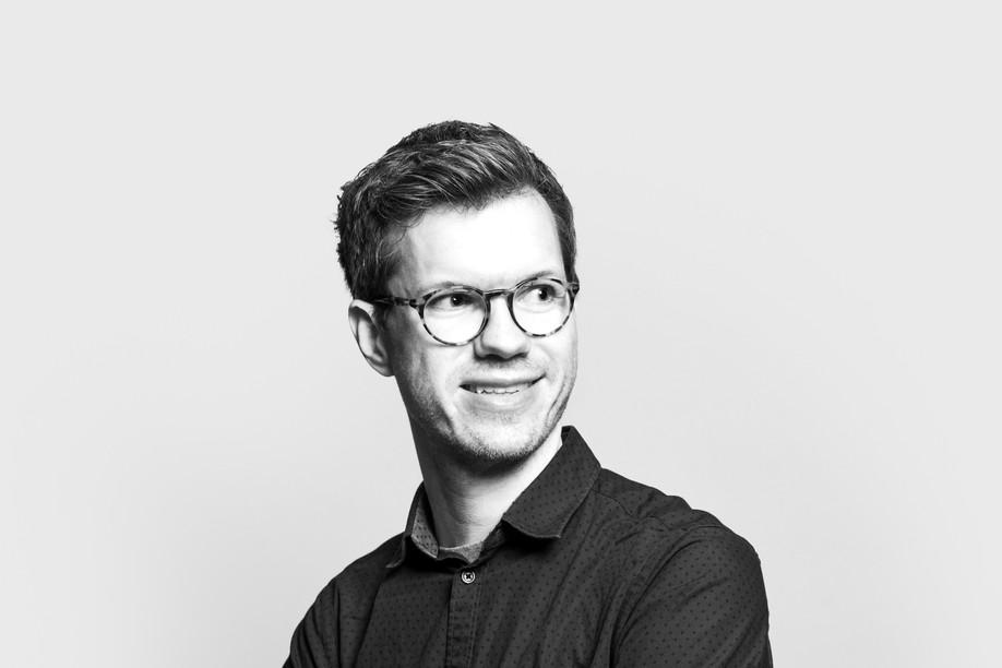 Jeff Palms, Delano's newest journalist Photo: Maison Moderne
