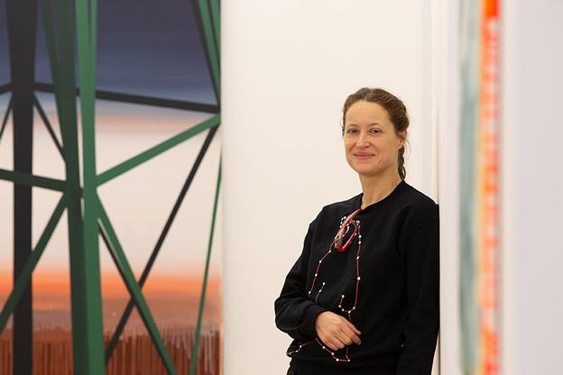 TinaGillen enseigne à la Royal Academy of Fine Arts d'Anvers, et vit et travaille à Bruxelles. (Photo: Galerie Nosbaum Reding/Facebook)