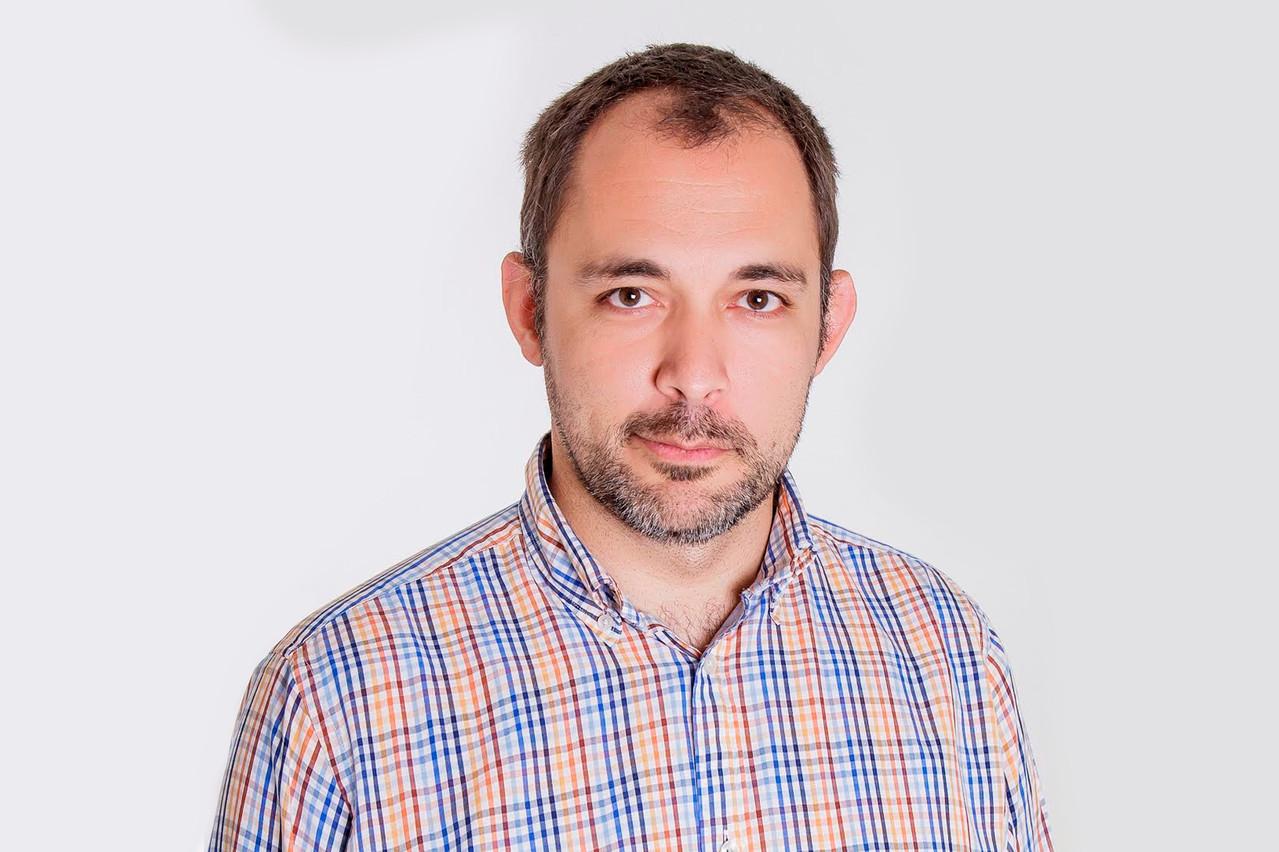 Maxime Dehaut, Lead Architect au sein de CODIT Luxembourg CODIT