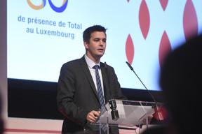 Lex Delles (Ministre des Classes moyennes et du Tourisme ((Photo: Total Luxembourg))