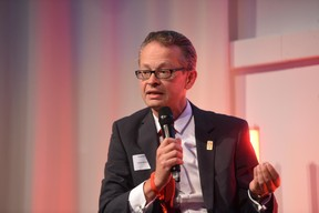 Dr Stephan Herbst (Toyota Motor Europe) ((Photo: Total Luxembourg))