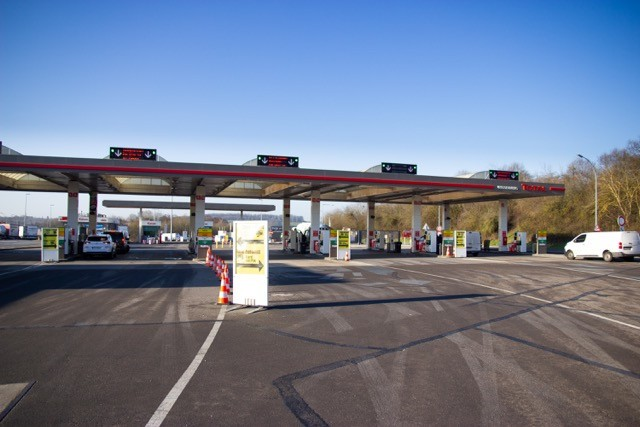 TotalEnergies has strengthened its network of service stations and now has 44 outlets in the grand duchy.   Christophe Steichen (TotalEnergies au Luxembourg)