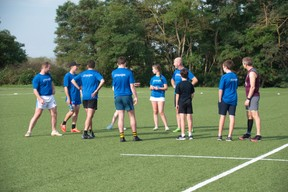 Around 80 players joined the event Photo: RCL Touch
