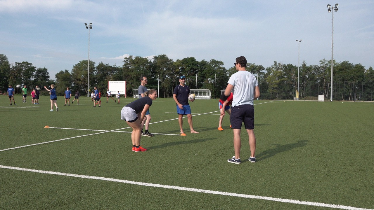 RCL Touch is part of the Rugby Club Luxembourg Photo: RCL Touch
