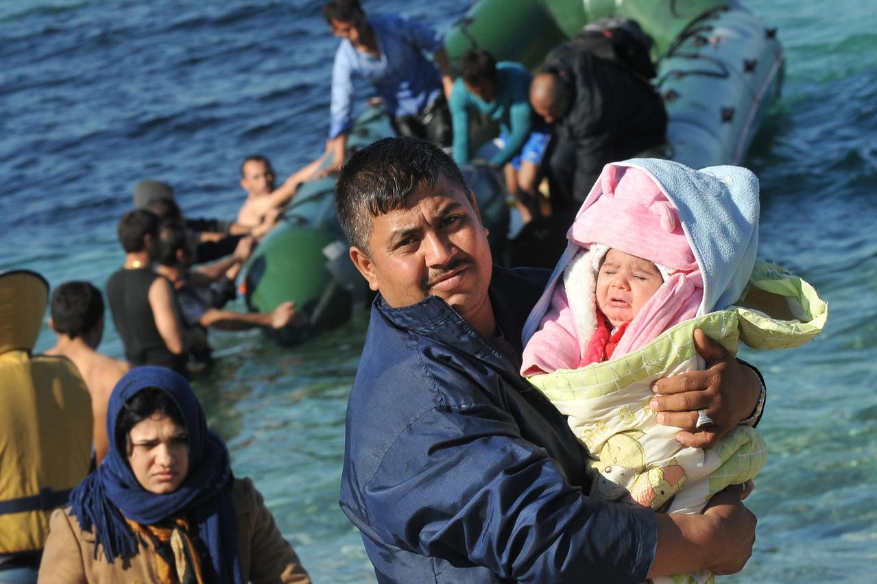 C'est la crise migratoire mondiale de 2015 qui a fait augmenter les chiffres des demandes de protection internationale. (Photo: Shutterstock)