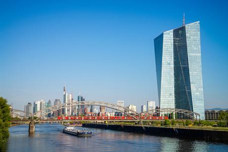 La BCE teste son plan d'urgence en cas de confinement dû à l'épidémie de Covid-19.  (Photo: Shutterstock)