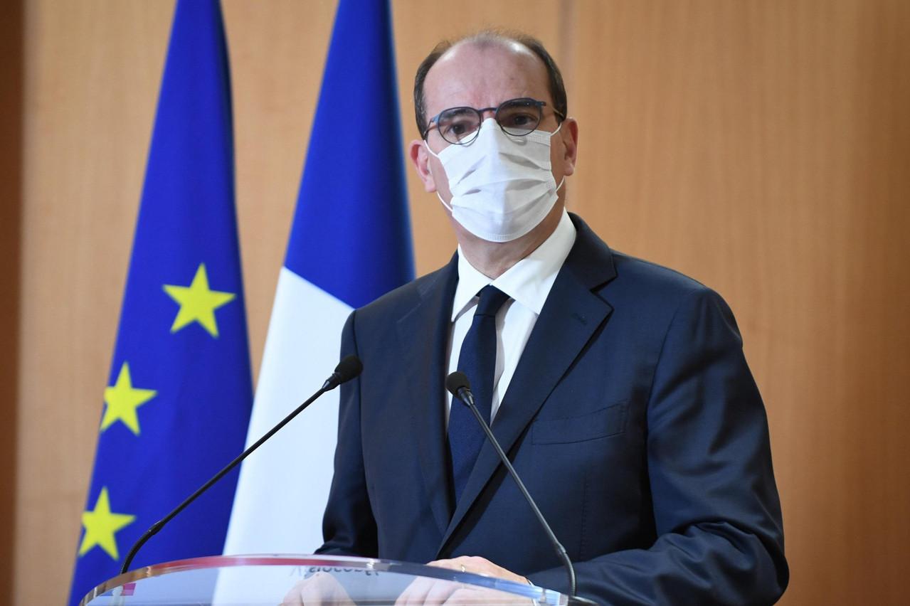 Jean Castex ne veut pas baisser la garde et maintient la pression. (Photo: Shutterstock)