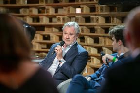 Marc  Giorgetti, gérant de Félix Giorgetti.  ((Photo: Romain Gamba/Maison Moderne))