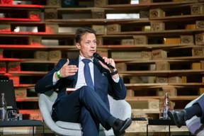 Olivier   Bastin, CEO d'Immobel Luxembourg. ((Photo: Romain Gamba/Maison Moderne))