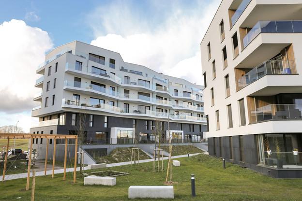 Les nouveaux appartements restent hors de prix malgré une légère hausse de la production. (Photo: Romain Gamba / Maison Moderne)