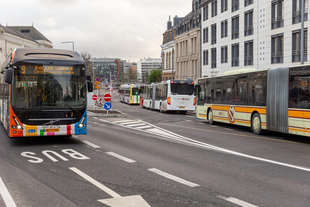 Dix articles pour comprendre les différentes problématiques relatives à la gratuité des transports. (Photo: Romain Gamba)