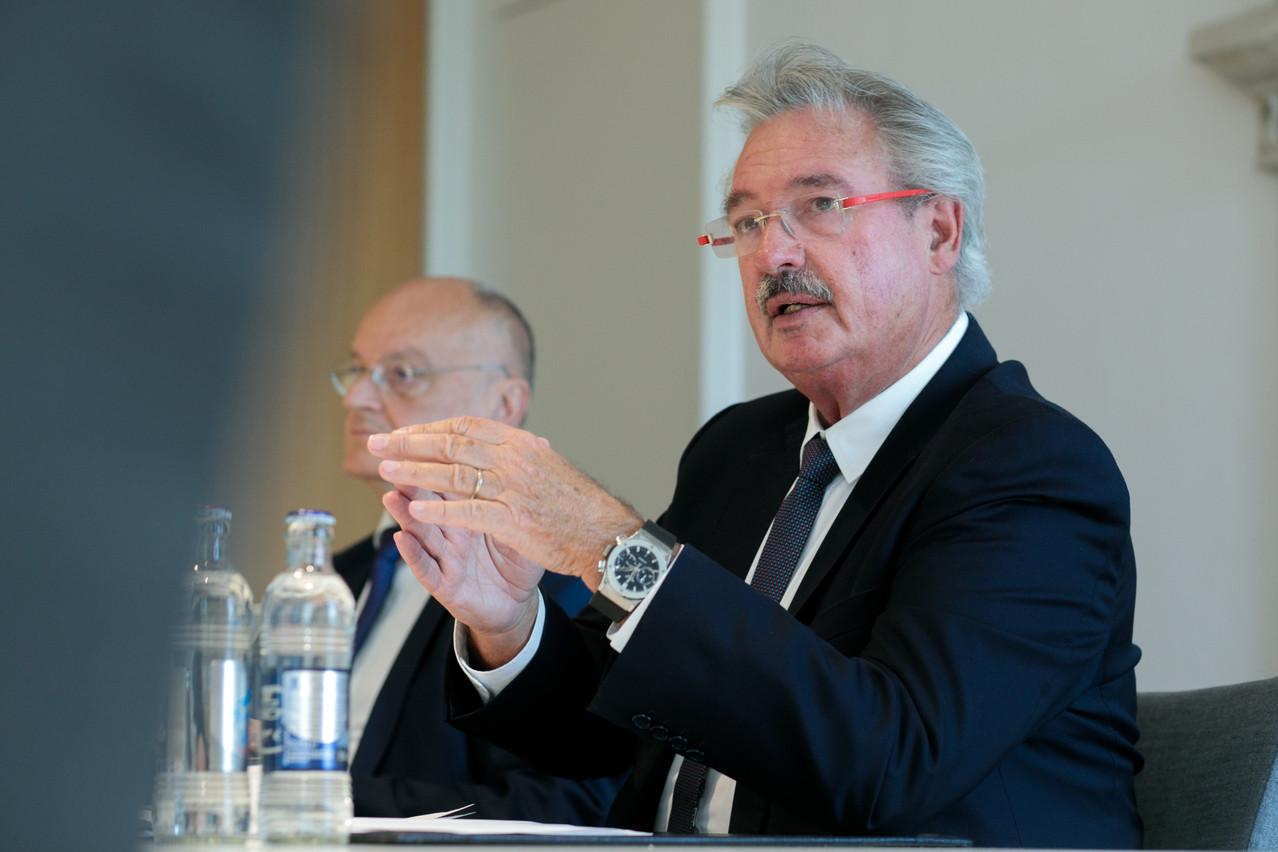 Selon le ministre des Affaires étrangères, Jean Asselborn, 340 Luxembourgeois demandant le rapatriement seraient encore coincés à l'étranger. (Photo: Matic Zorman / archives Paperjam)