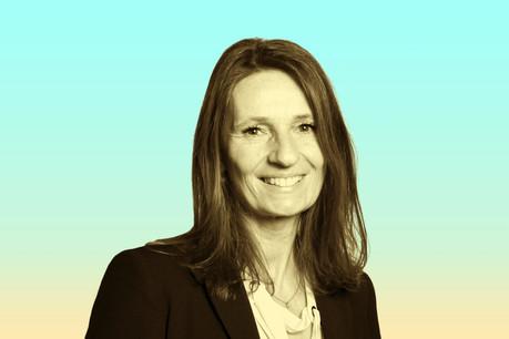 Pascale Kauffman: «Faire de la politique? Non, je préfère être du côté des entrepreneurs…» (Photo: Patricia Pitsch / Maison Moderne)