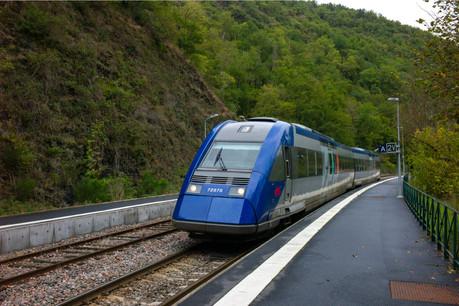 Très peu de trains circuleront en France au cours des prochains jours. (Photo: Shutterstock)
