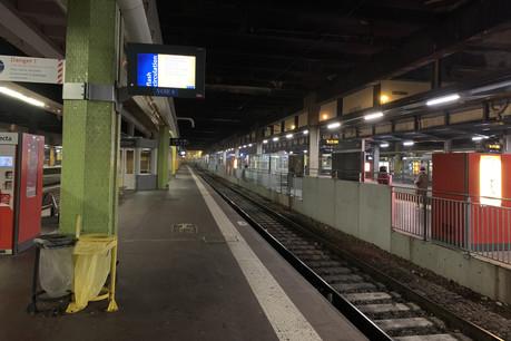 Le trafic de et vers Metz restera fortement perturbé ce week-end et lundi. (Photo: Paperjam)